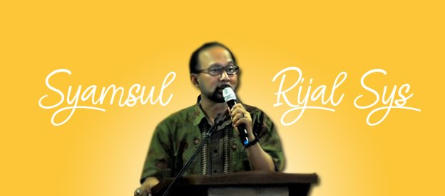 Official Blog Syamsul Rijal